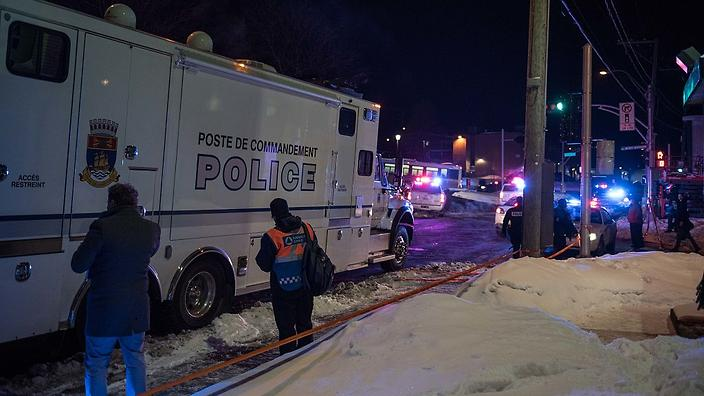 OPINION:QUEBEC SHOOTING WAS A DIRECT RESPONSE TO ISLAM